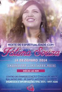 Fatima Souza em Santo Andre