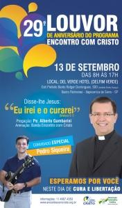 29 Encontro com Padre Alberto