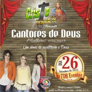 Cantores de Deus - Pinheiros - MA