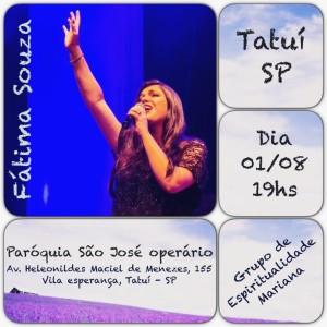 Fatima em Tatui 1