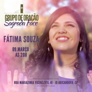 Fátima Souza em- São Paulo