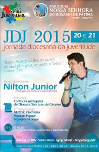 Nilton Junior em Araputanga MT